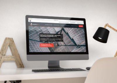 WordPress-Website – Metallbau Er GmbH