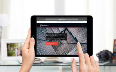 Relaunch der Website und SEO-/SEA-Betreuung – Metallbau Er GmbH