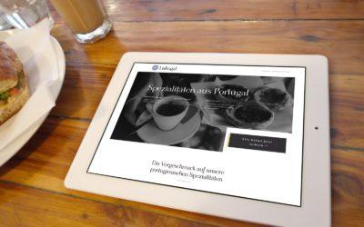 DER Online-Shop für portugiesische Spezialitäten: Lisbogal