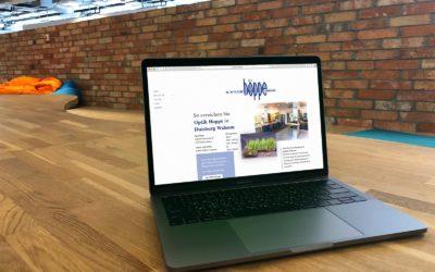 Voller Durchblick – Mit der neuen WordPress-Website für Optik Hoppe