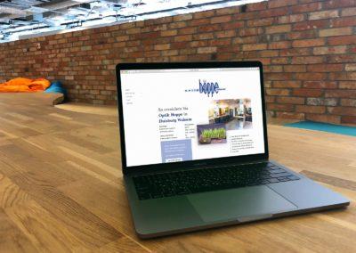 WordPress-Website – Optik Hoppe