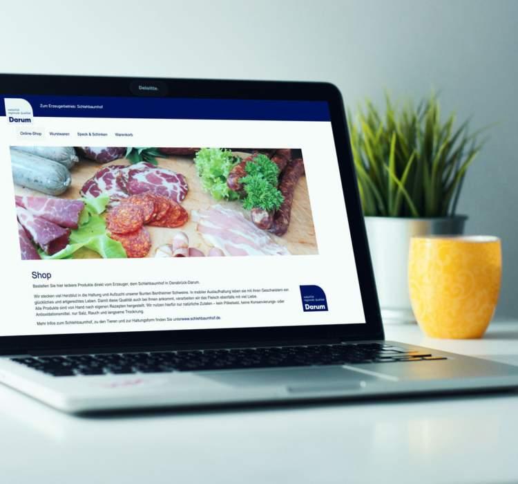 Onlineshop – Darumer Hofladen